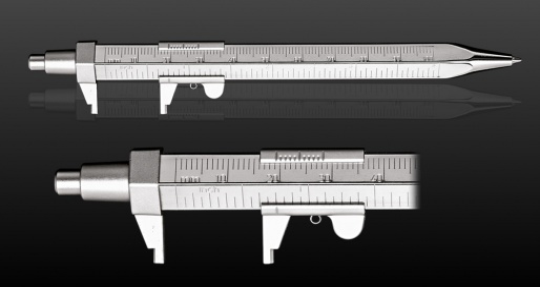 Messograf Druckkugelschreiber