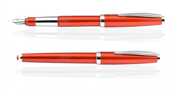 Colour Füllfederhalter-Patrone/Konverter Rot