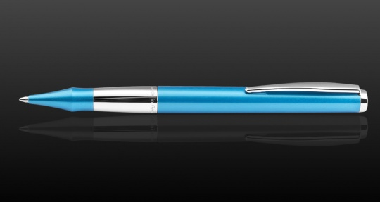 Colour Drehkugelschreiber Blau