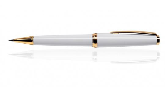 Classic Gold Drehbleistift 0,7mm Weiß